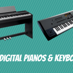 10 Best Digital Pianos & Keyboards 2020 | Buying Guide