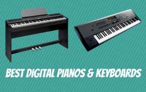 Top 10 Best Digital Pianos & Keyboards To Buy In 2019