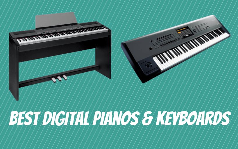 best digital pianos and keyboards