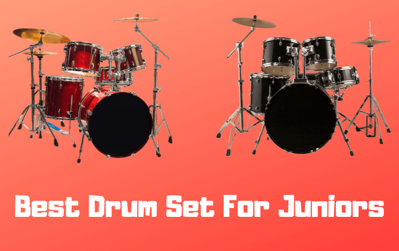 best drum set for juniors