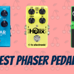 Top 8 Best Phaser Pedals Of 2021 (With Buying Guide)