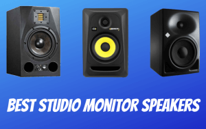 Top 8 Best Studio Monitor Speakers To Buy In 2019