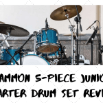 Gammon 5-Piece Junior Starter Drum Set In-Depth Review