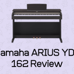 Yamaha ARIUS YDP 162 Review - Worth Your Money?