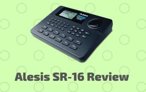 Alesis SR-16 Review