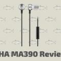 RHA MA390 Review
