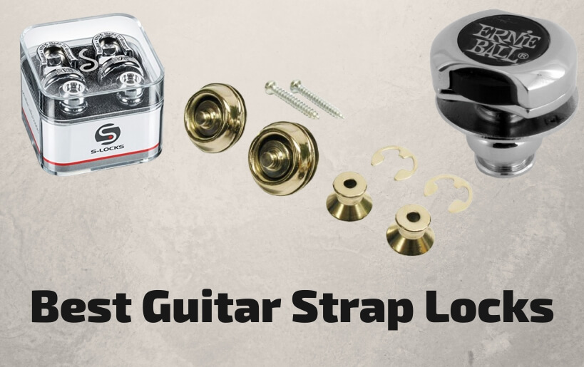 best guitar strap locks