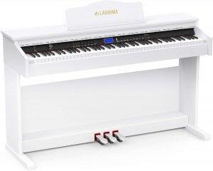 LAGRIMA White Digital Piano