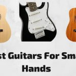 10 Best Guitars For Small Hands To Buy In 2021