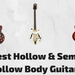 10 Best Hollow & Semi-Hollow Body Guitars To Buy In 2020