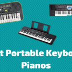 10 Best Portable Keyboard Pianos To Buy In 2021