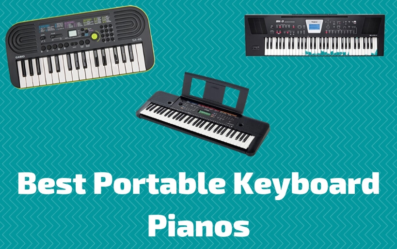 best portable keyboard pianos