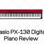 Casio PX-130 Privia Digital Piano Review