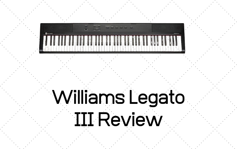 williams legato iii review