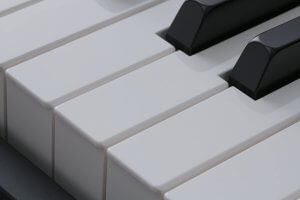 88 weighted keys