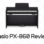 Casio PX-860 Review - Great Piano With Weighted Keys