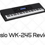 Casio WK-245 Review - Do We Recommend It For Beginners?