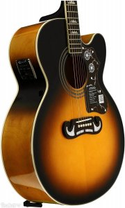 Epiphone EJ-200SCE first