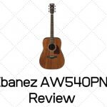 Ibanez AW54OPN Review - Best Acoustic Guitar Under 500?