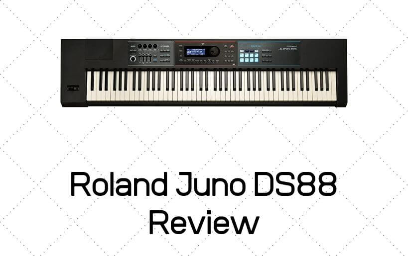 Roland Juno DS88 Review