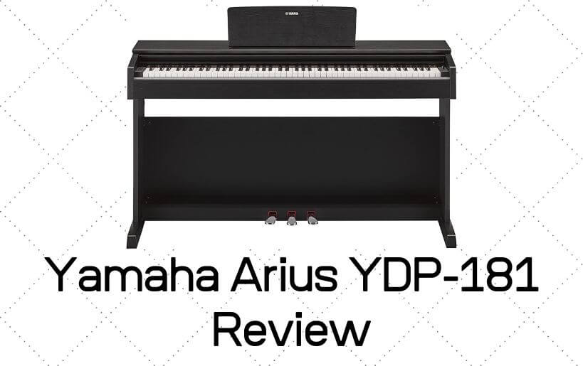 Yamaha Arius YDP-181 Revie