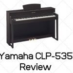 Yamaha Clavinova CLP-535 Review - How Good Is This Digital Piano?