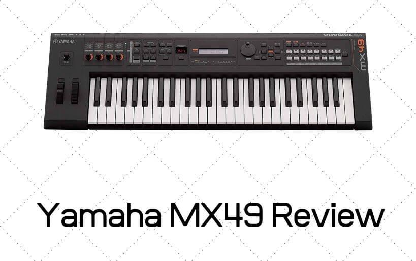 yamaha mx49 review