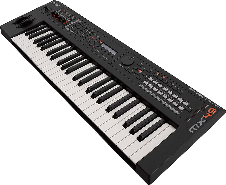 yamaha mx49 keys