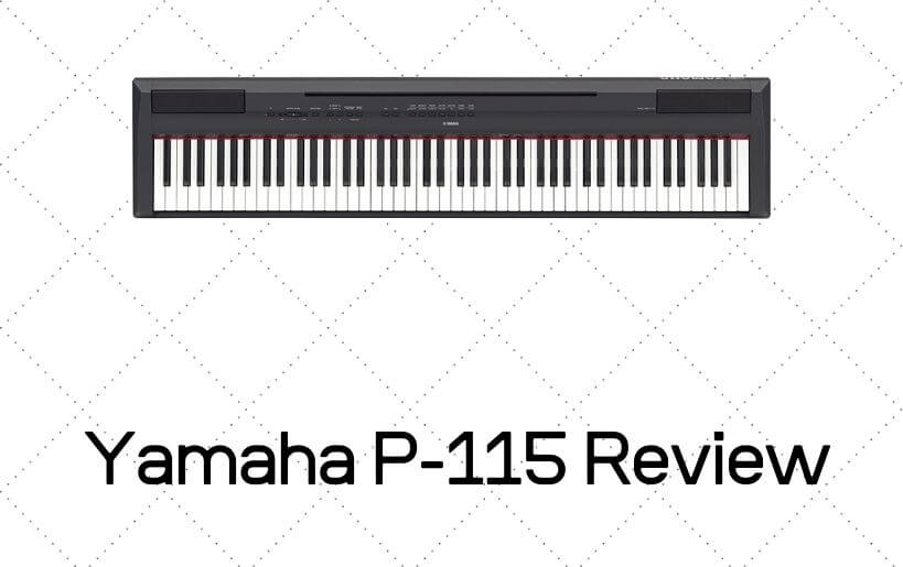 Yamaha P-115 Review