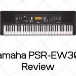 Yamaha PSR-EW300 Review - Better Than YPG-235?
