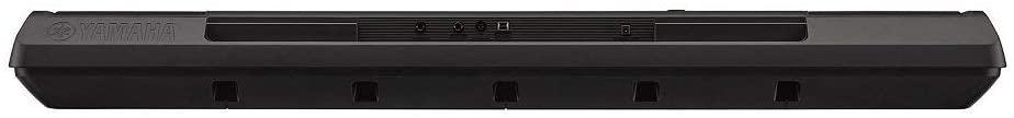 Yamaha PSR EW300 ports