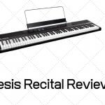 Alesis Recital Review - All About This Digital Piano!