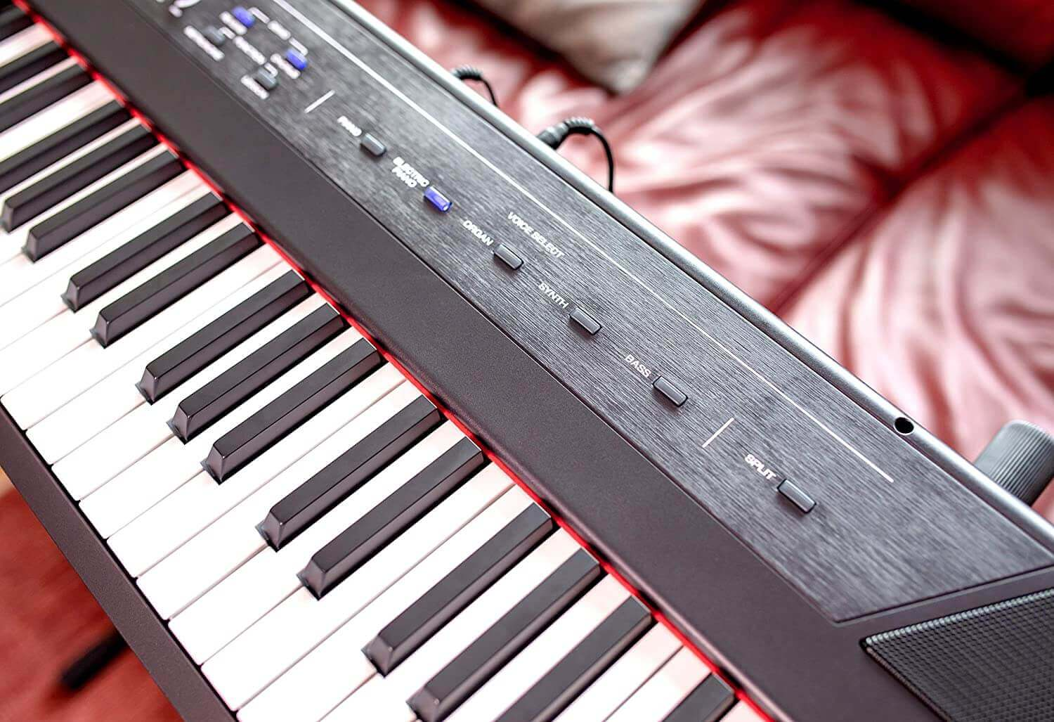 alesis recital keys