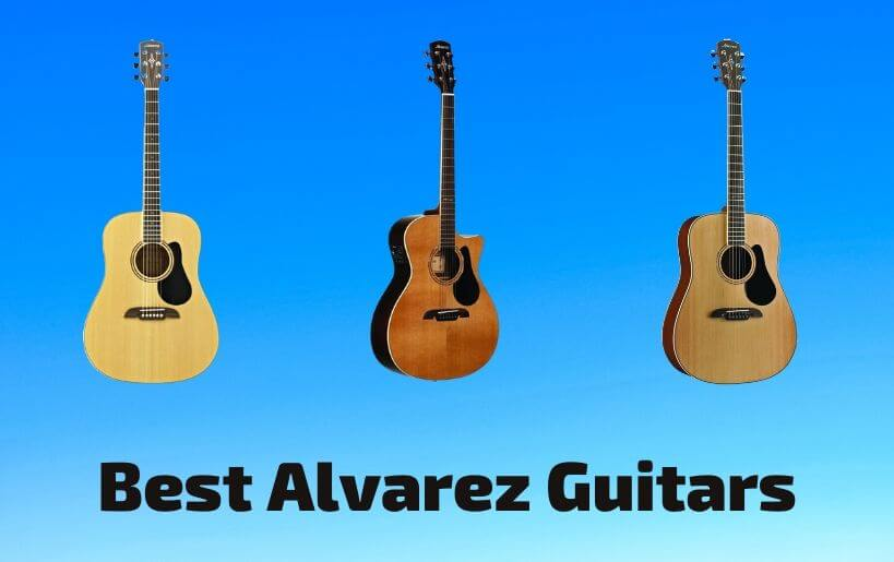 best alvarez guitars