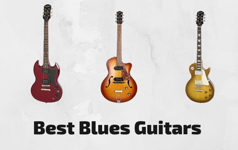 best blues guitars