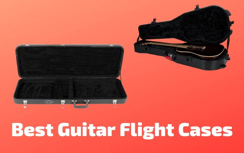 best guitar flight cases