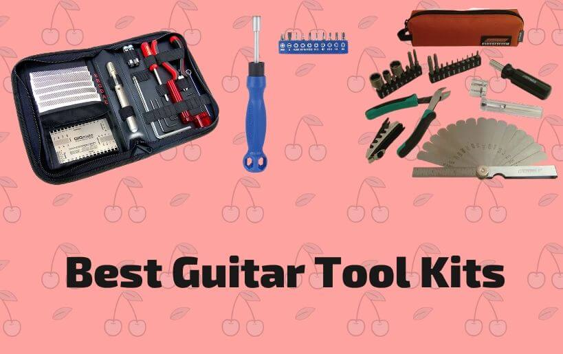 best guitar tool kits