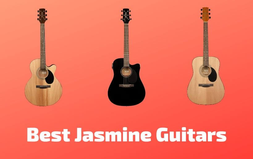 best jasmine guitars