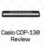 Casio CDP-130 Review - Is This Keyboard Any Good?