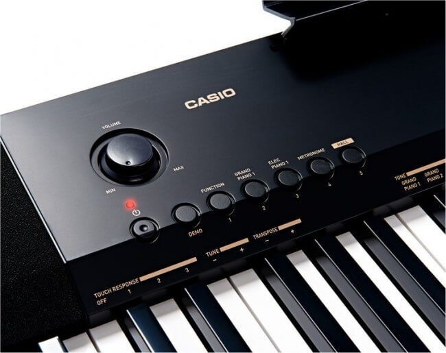 casio cdp-130 keys