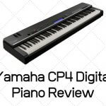 Yamaha CP4 Stage Piano Review - Is This Any Good?