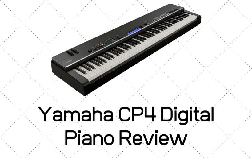 yamaha cp4 stage piano review