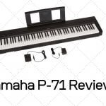 Yamaha P-71 Review - Is This Amazon Exclusive Any Good?