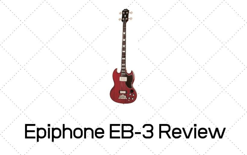 Epiphone EB-3 Review