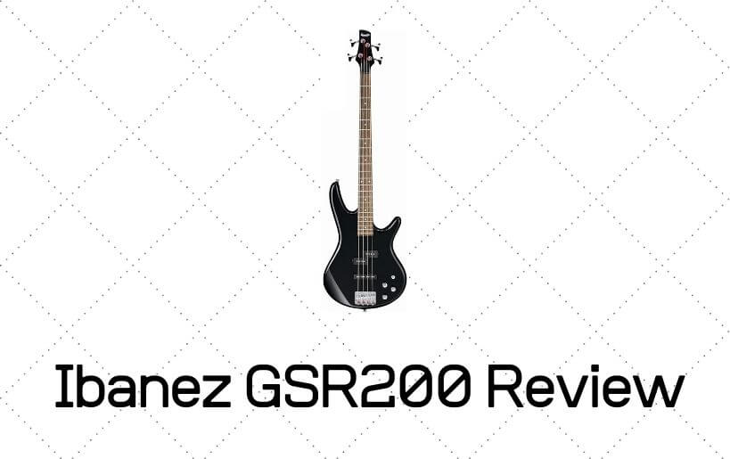 Ibanez GSR200 Review