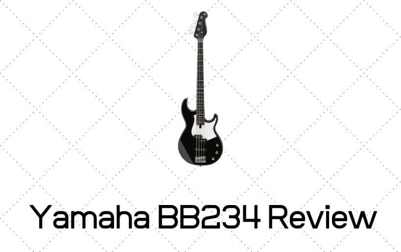 Yamaha BB234 Review
