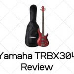Yamaha TRBX304 4 String Bass Guitar Review