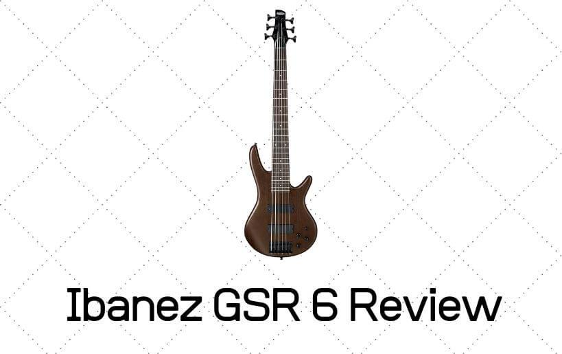 Ibanez GSR 6