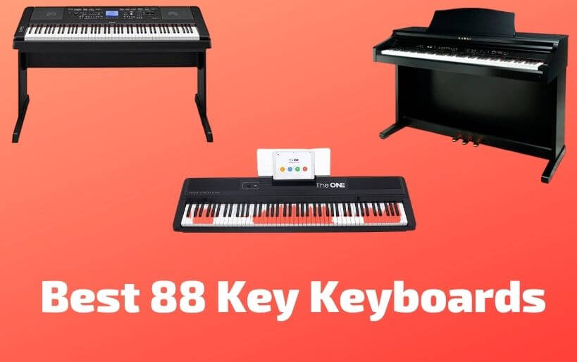 best 88 key keyboards