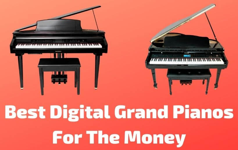 best digital grand pianos for the money